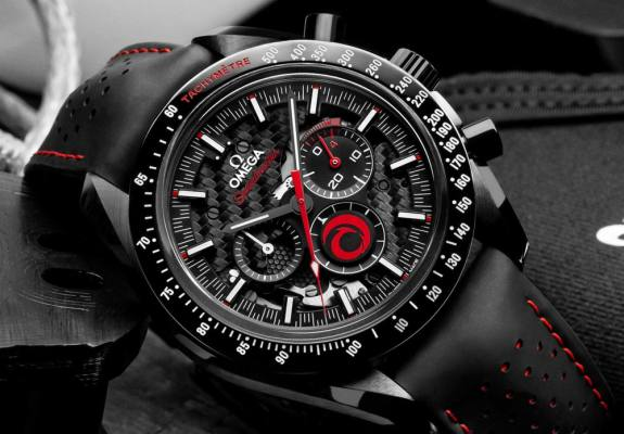 Omega Speedmaster Dark Side of the Moon Alinghi, La vie de luxe, magazin, satovi, nakit
