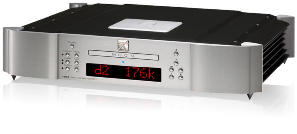 moon evolution reference dac cd transport 750 d | high end audio, la vie deluxe, magazin