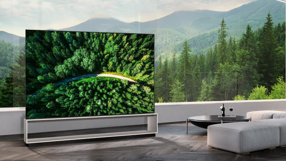 LG OLED TV Z9, LG-jev OLED TV podiže 8k na nove nivoe | La vie de luxe, high end audio video, magazin