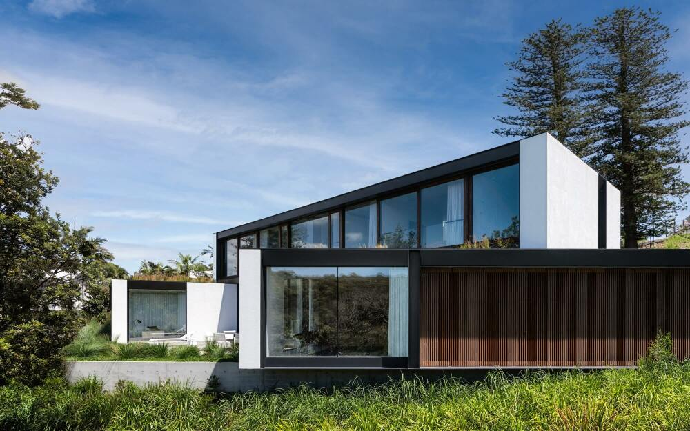 Collins Beach House, uzbudljiva australijska arhitektura | enterijeri, la vie de luxe, magazin